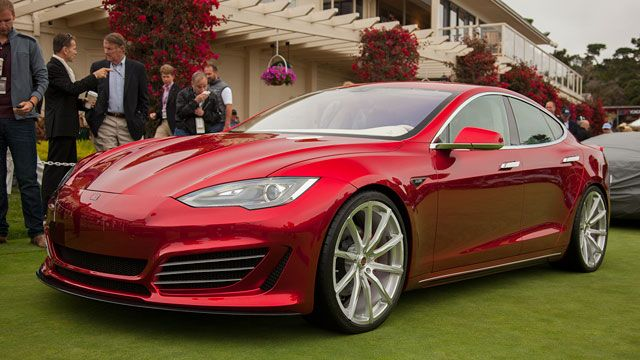 This is What Happens When You Sex Up the Tesla Model S... Even More