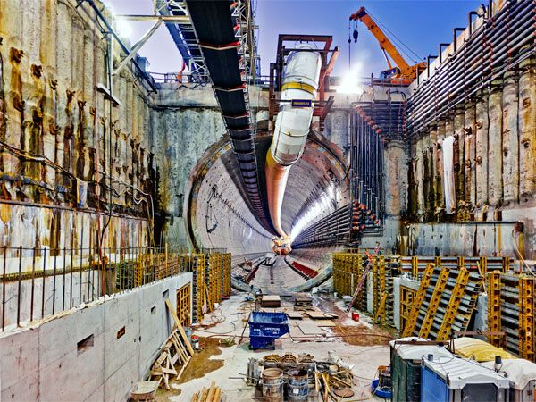 The World S Largest Tunnel Boring Machine Must Be Saved
