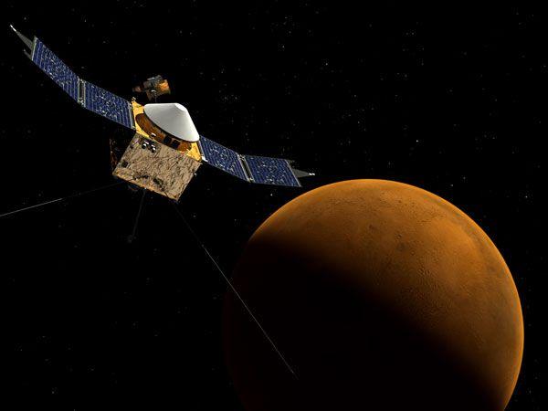 UPDATE: NASA's Next Orbiter Has Reached Mars