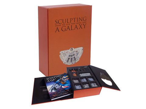 Star Wars Sculpting A Galaxy Deluxe Limited Edition