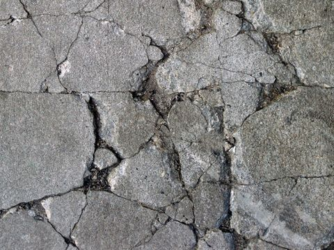 Road surface, Beauty, Concrete, Grey, Close-up, Silver, Cobblestone, Building material, Drought, Flagstone,