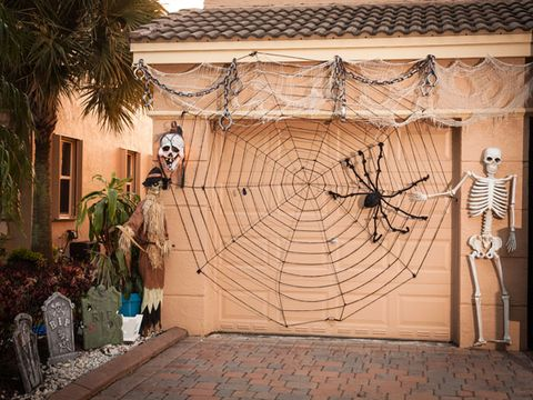 Halloween Haunted House Ideas Garage Hallowen Costum Udaf