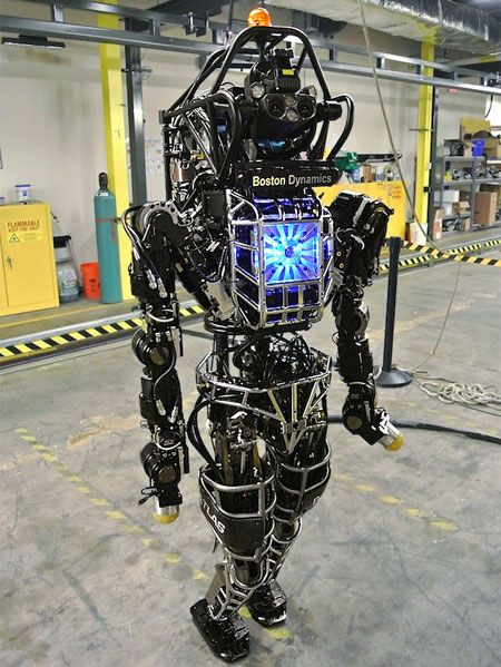 How Far Away Are Ebola-Fighting Robots?