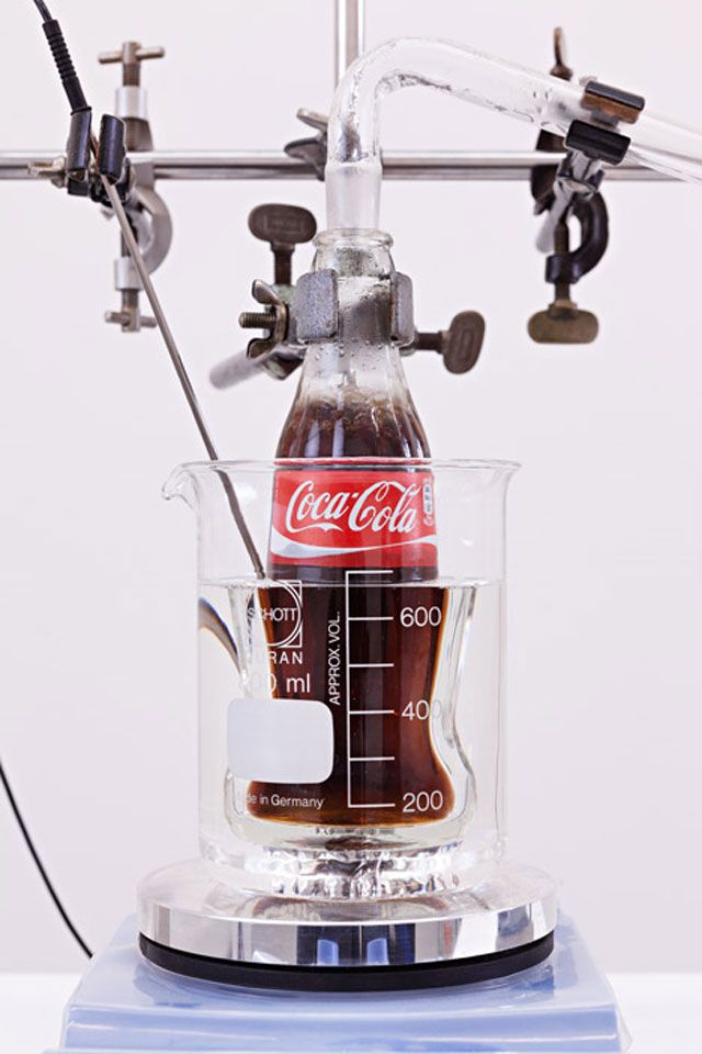 Watch This Device Turn Coca-Cola Back Into Water