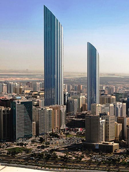 21 tallest buildings in the world 2015 for Hispano international decor abu dhabi