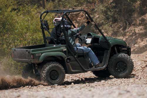Yamaha Rhino 660 2-Person ATV