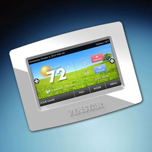 Phenomenal Venstar T5800 Colortouch Wi Fi Thermostat Reviewed Wiring Digital Resources Indicompassionincorg