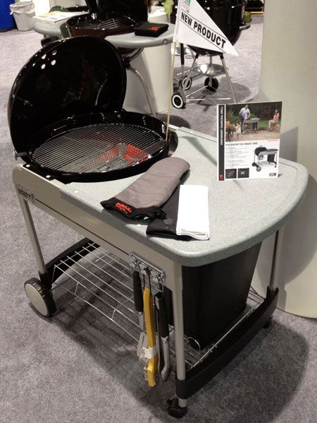 Weber Performer Grill