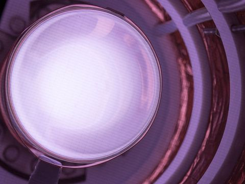 Purple, Violet, Lavender, Magenta, Circle, Space, Silver, Loudspeaker,
