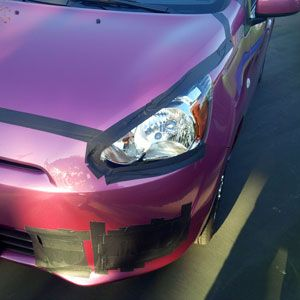 Mitsubishi Mirage Hypermiling - What I Learned from Losing