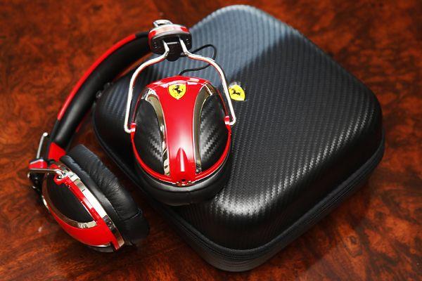 Ferrari Logic3 Headphones: F1-Inspired Design or Marketing Deal with the Devil?