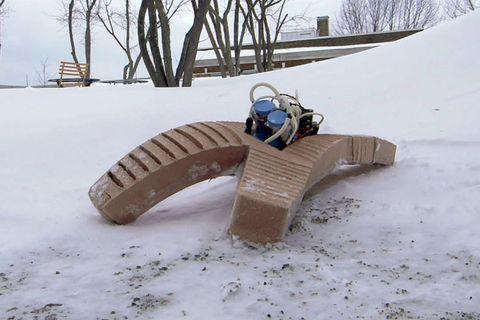 Winter, Snow, Freezing, Slope, Precipitation,