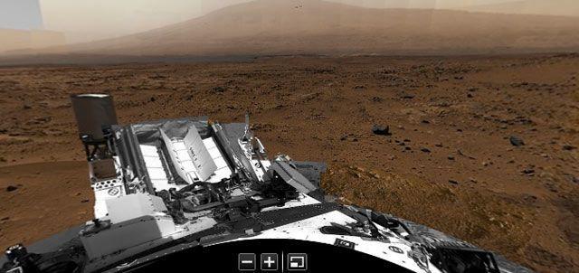 See Mars in a Billion Pixels