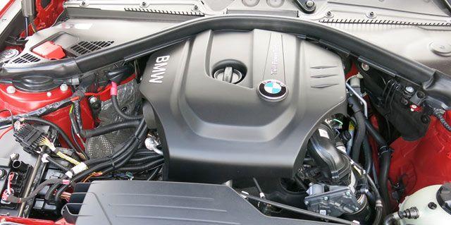 NYAS: Testing the BMW 1.5-Liter Three-Cylinder Engine