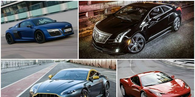 The 10 Most Beautiful Cars You Could Buy Right Now