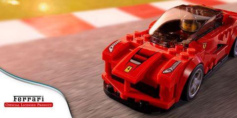 LEGO Speed Champions - LaFerrari