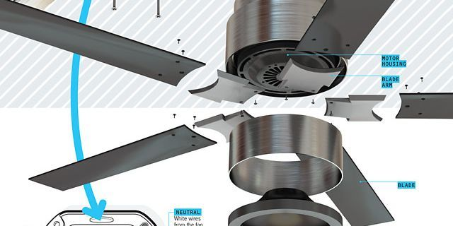 What S Inside Your Ceiling Fan