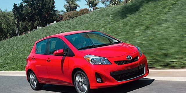 Pop Sonic Leaf Reviews >> 2012 Toyota Yaris Test Drive