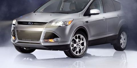 Ford Escape - Car of the Year