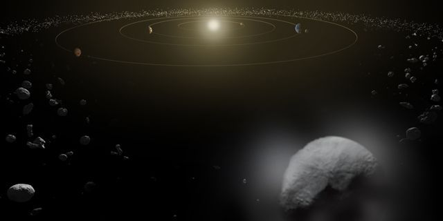 Why It Matters That There's So Much Water in the Asteroid Belt