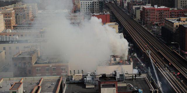 How A Gas Leak Can Destroy A Building