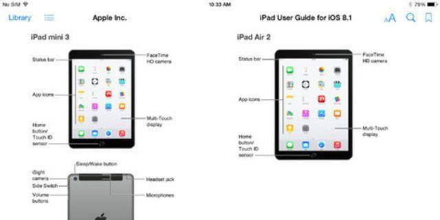apple user guide ipad 2 online user manual u2022 rh pandadigital co iPad 2 Guide Book Apple iPad 2 Manual