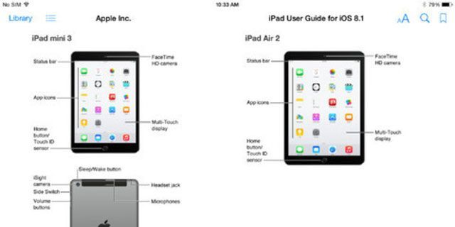 apple accidentally leaks ipad air 2 and ipad mini 3 in ios 8 user guide rh popularmechanics com how to get ipad off guided access how to remove ipad user guide from ibooks