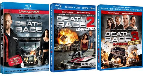 PM Sweepstakes: Win Death Race 3 on Blu-Ray/DVD Combo Pack!