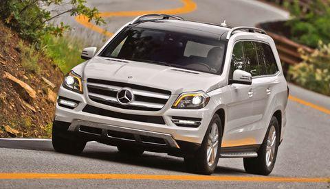 2013 Mercedes-Benz GL Test Drive