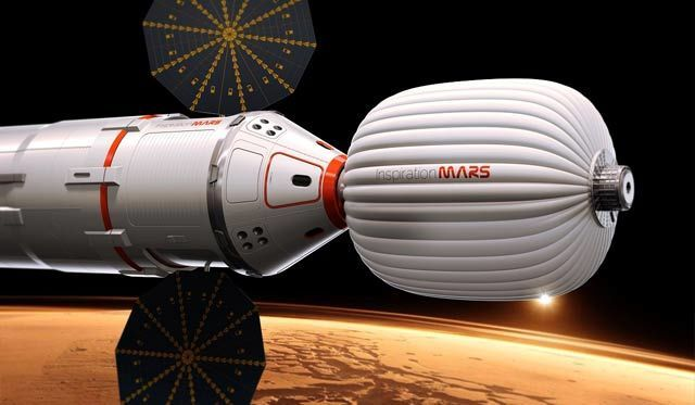 Inspiration Mars: How the Two-Person Voyage Will Work