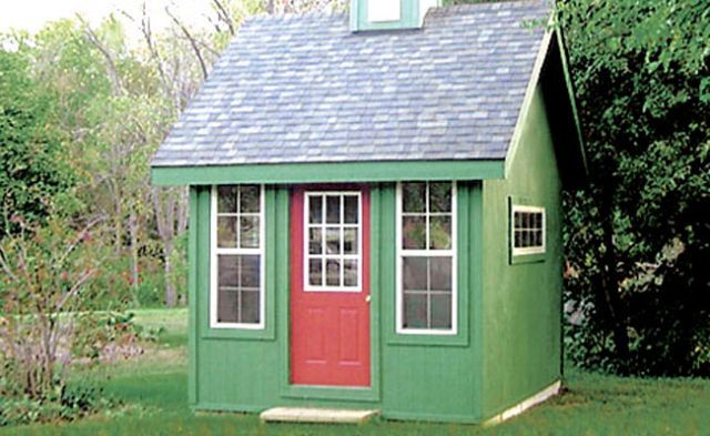garden shed - Garden Sheds Michigan