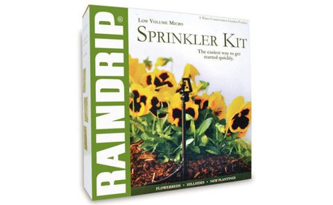 raindrip low flow sprinkler