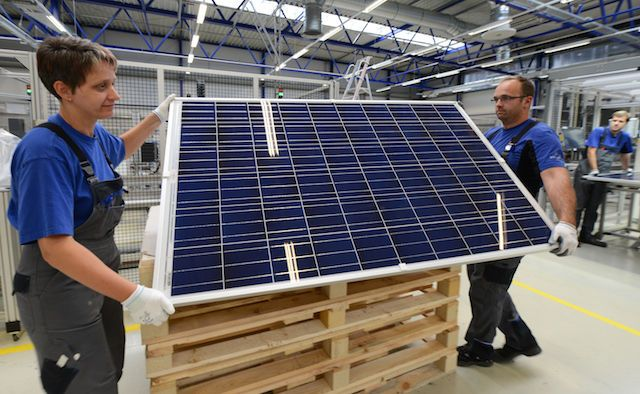 Half of Germany Is Now Powered by Solar Energy