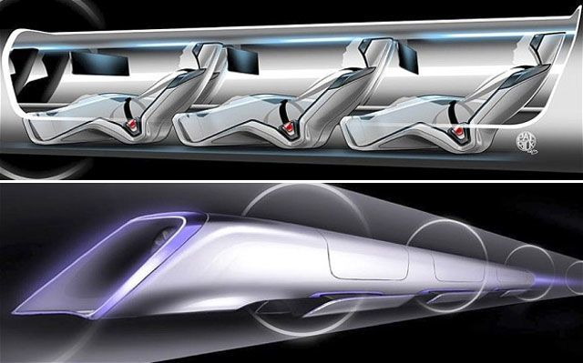 There's a Hyperloop Company Now