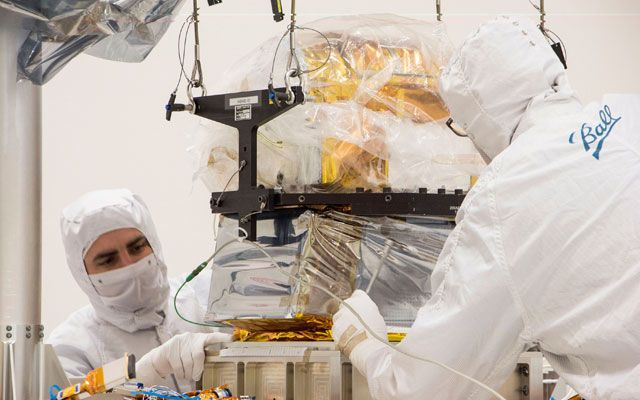 Why the Entire U.S. Weather Satellite System is at Risk