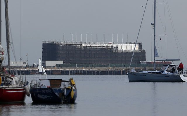 The Mystery of the Google Barge, Solved
