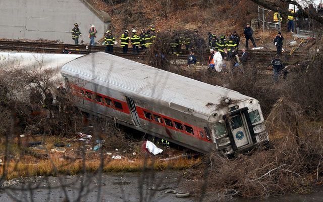 Trains Will Now Brake Automatically on Deadly NYC Curve