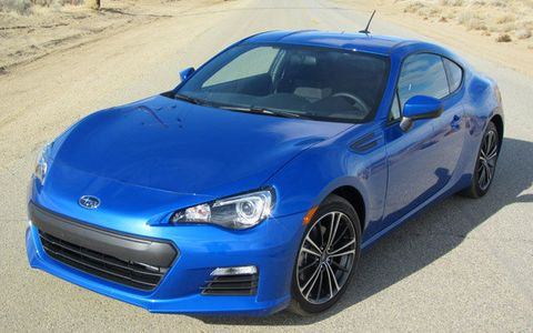 2013 Subaru BRZ vs 2012 Mazda Miata: Featherweight Sports