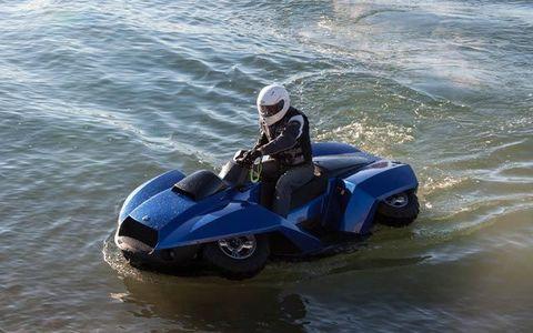 We Test the Gibbs Quadski Amphibious ATV - Gibbs Quadski