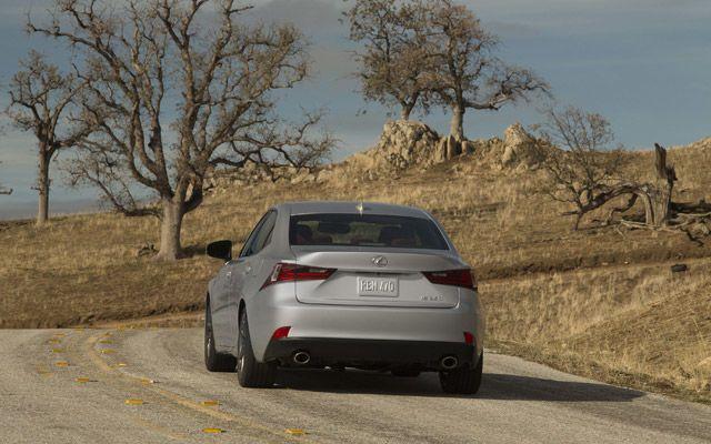 2014 Lexus IS Test Drive