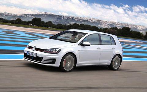 2015 Volkswagen Golf GTI Test Drive