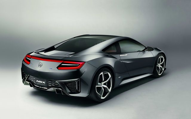 What We Know Now About the Next Acura NSX