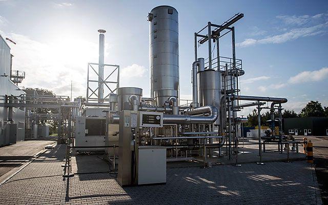 Audi's New E-Gas Plant Will Make Carbon-Neutral Fuel
