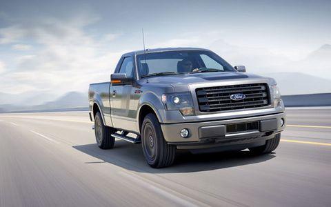 The Ford Tremor Is The New Svt Lightning