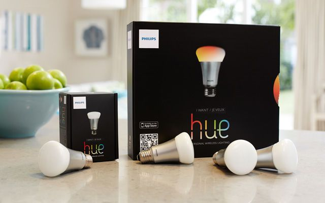 The question posed by Philipsu0027 Hue a series of networked LED lightbulbs is does mood lighting deserve to become its own technological subcategory? & Reviewed: Philips Hue the Color-Changing Connected LED Lightbulbs