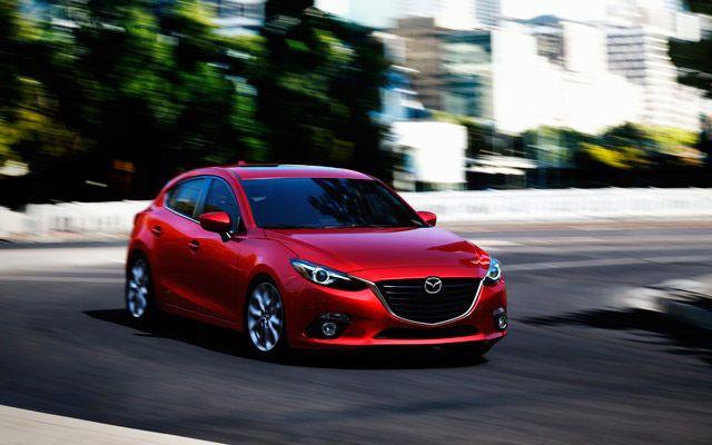 2014 Mazda3 Test Drive
