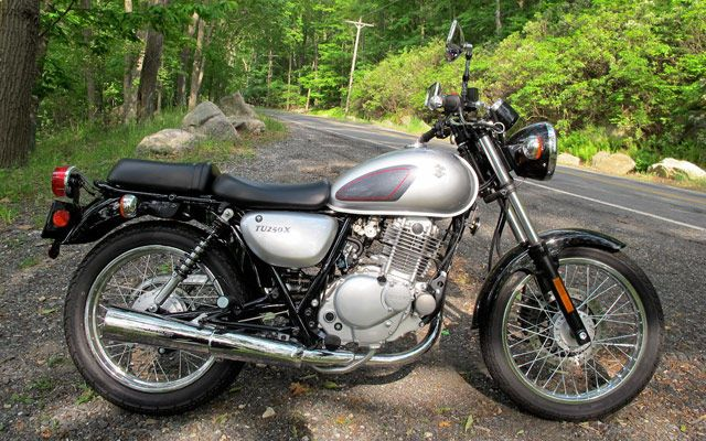 Test Ride: Suzuki TU250X, a Dream Starter Bike