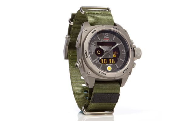 Survive the Apocalypse With MTM Special Ops RAD Watches