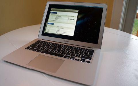 Performance-Testing the MacBook Air 2013