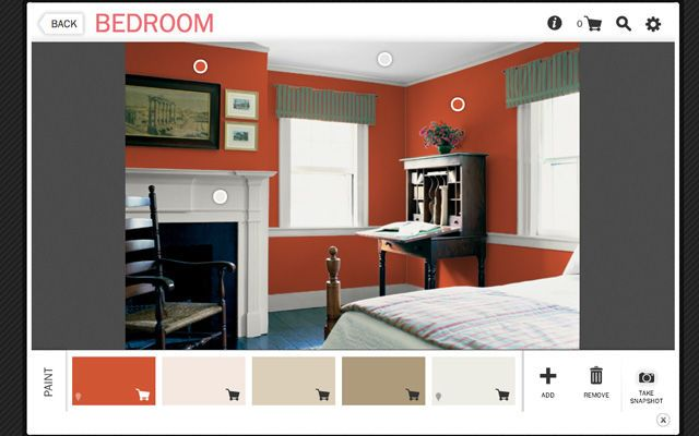 Discover New Paint Colors on Your Smartphone